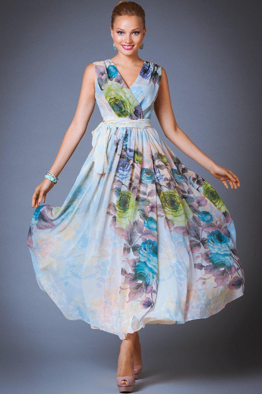 3ff0ce152e0 Оригинальные вечерние платья из вуали на любой вкус